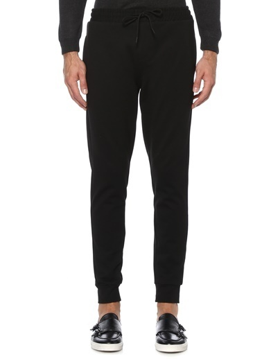 NetWork Erkek 1076538 Slim Fit Pantolon Siyah